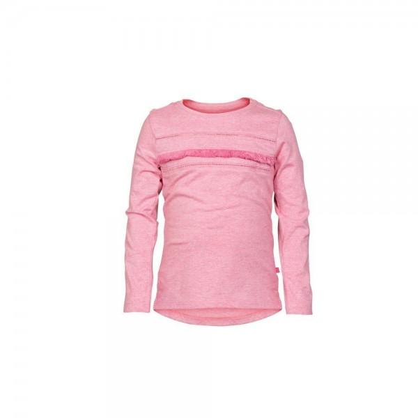 LEBIG rosa Langarm-Shirt Johanna