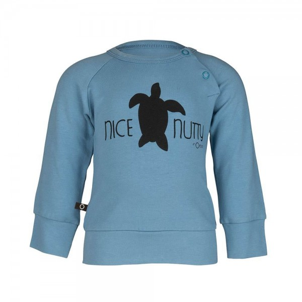 nOeser Jerseysweater Hilke mit Schildkröte nice nutty
