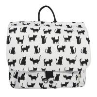 trixie Schultasche Katzen