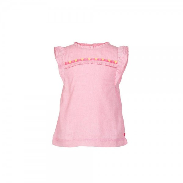 LEBIG rosa Blusen-Top Jaquelin