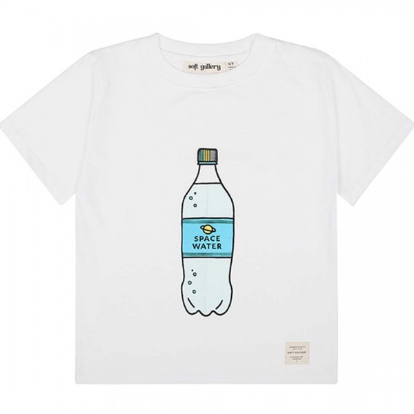 "soft gallery T-Shirt ""Asger"" space water"