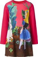Room Seven Jersey-Kleid Toulas
