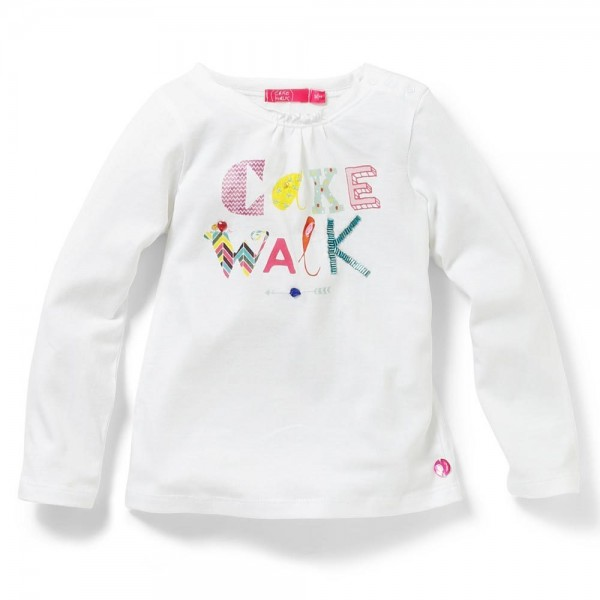 Cakewalk Mini Langarm-Shirt Kitty