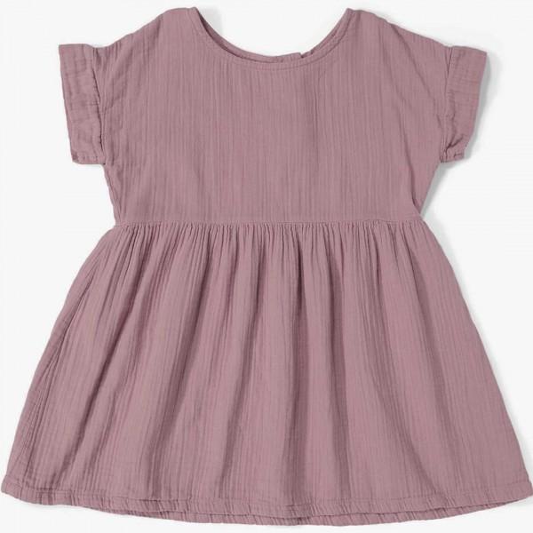 DAILY BRAT Kleid Daisy in dusty lilac
