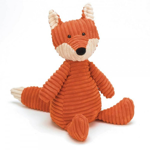 "JELLYCAT Fuchs ""Roy"" (medium) - I am medium cordy roy fox"