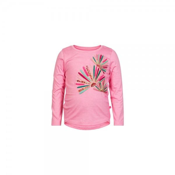 LEBIG Langarm-Shirt Gardenia