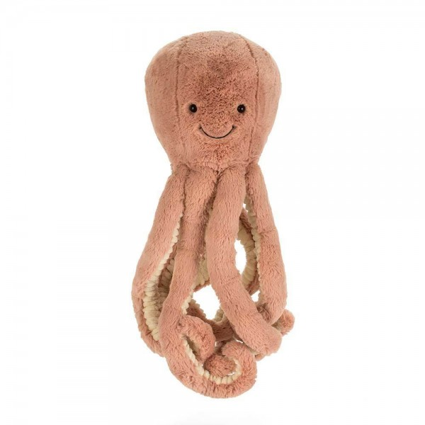 "JELLYCAT Octopus ""Odell"" (medium) - I am odell octopus, please look after me"