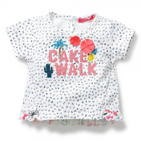 Cakewalk Baby T-Shirt Kornelia
