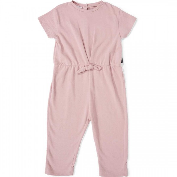 DAILY BRAT Georgia Jumpsuit in zartem lila (dusty powder)