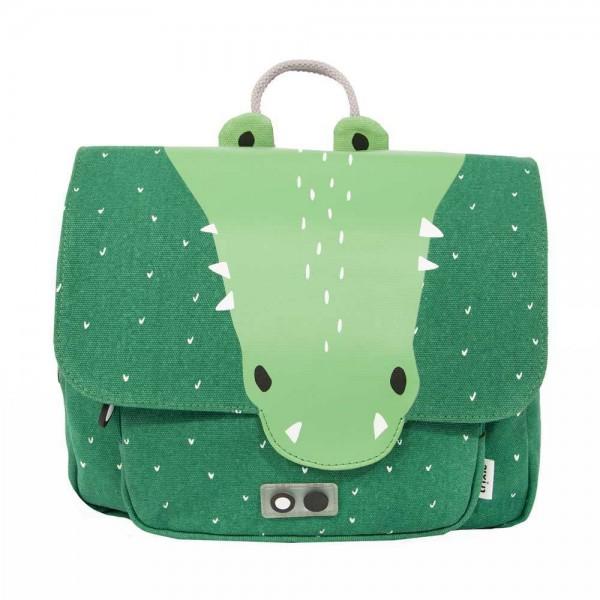 trixie Schultasche Krokodil