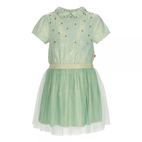 LEBIG Kleid Daisy in zartem lindgrün