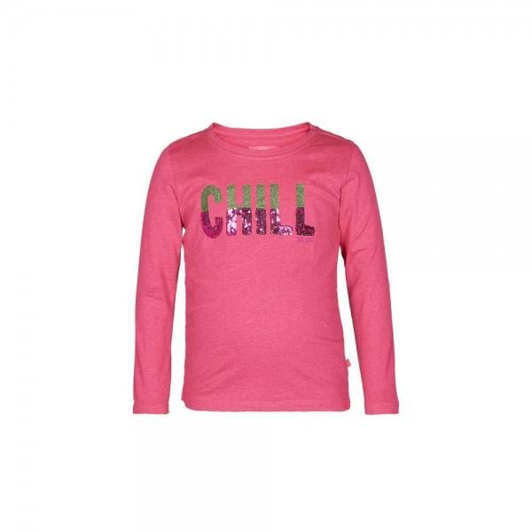 "LEBIG pinkes Langarm-Shirt ""Kasia"" CHILL"