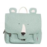 trixie Schultasche Eisbär
