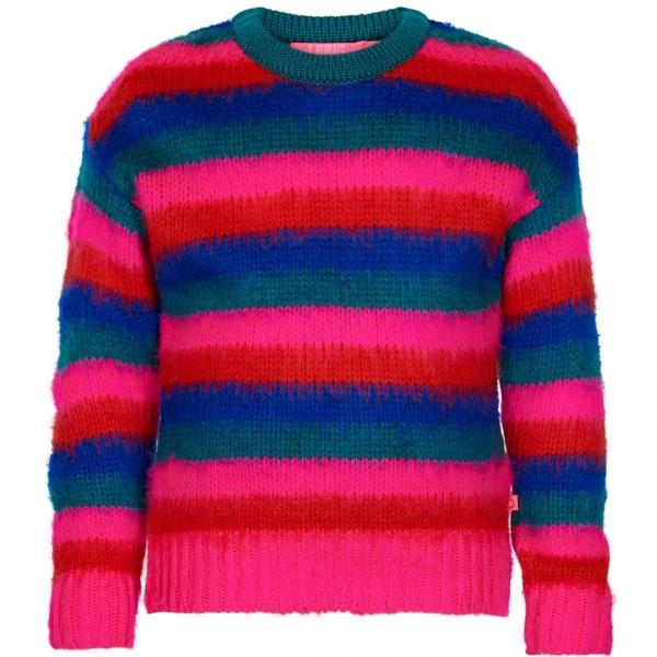 LE BIG Pullover Philipa bunt multi geringel