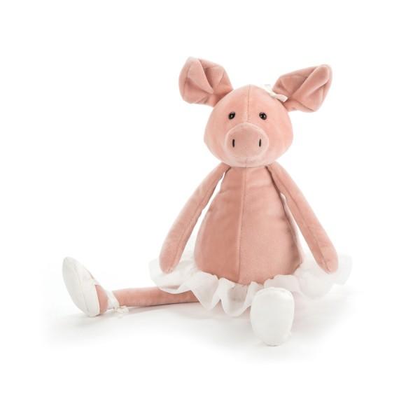 Jellycat Dancing Darcey Piglet